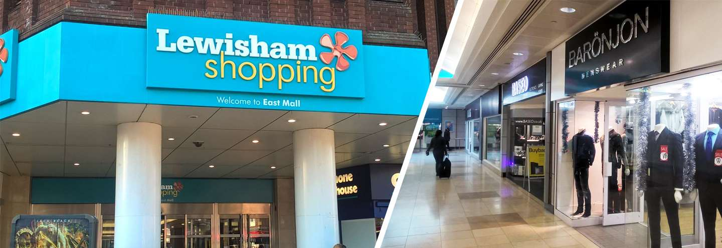 «Lewisham Shopping»