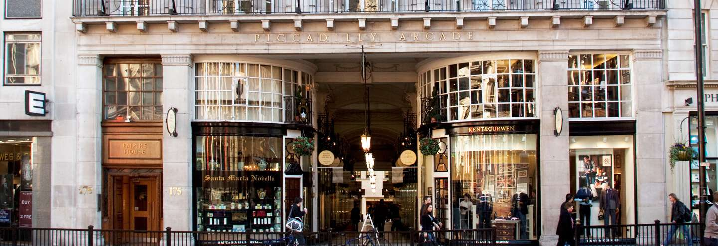 «Piccadilly Arcade»
